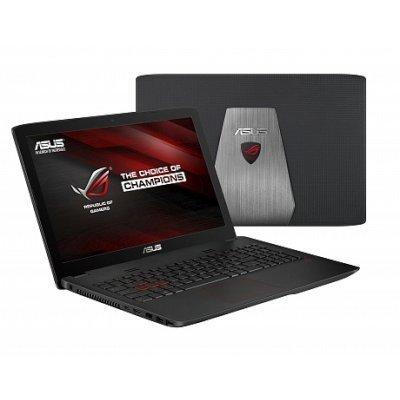 Ноутбук ASUS GL552VW (90NB09I3-M05680) серый (90NB09I3-M05680)Ноутбуки ASUS<br>Asus GL552VW i7-6700HQ 8Gb 2Tb nV GTX960M 2Gb 15,6 FHD DVD(DL) BT Cam 3200мАч Win10 Серый 90NB09I3-M05680<br>