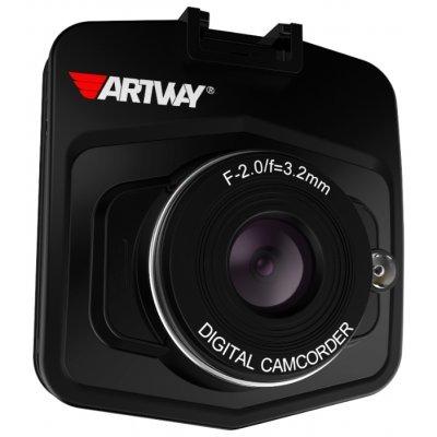 Видеорегистратор Artway AV-513 (AV-513)Видеорегистраторы Artway<br>видеорегистратор<br>запись видео 1920x1080<br>с экраном 2.3<br>датчик удара (G-сенсор)<br>работа от аккумулятора<br>угол обзора 140°<br>поддержка карт памяти microSD (microSDHC)<br>встроенный микрофон<br>