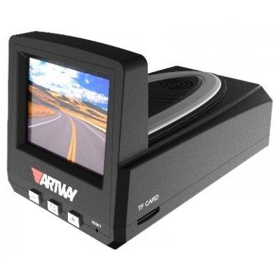 Видеорегистратор Artway MD-101 (MD-101)Видеорегистраторы Artway<br>видеорегистратор с радар-детектором (2 в 1)<br>запись видео 1280x720 при 30 к/с<br>с экраном 2<br>датчик удара (G-сенсор), GPS<br>угол обзора 140°<br>поддержка карт памяти microSD (microSDHC)<br>встроенный микрофон<br>