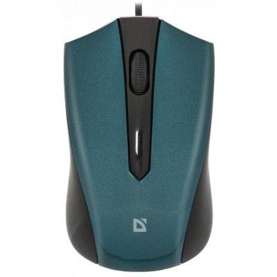 все цены на Мышь Defender MM-950 зеленый (52953) онлайн