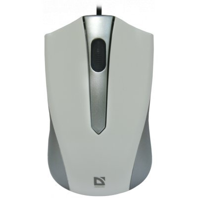 Мышь Defender Accura MM-950 серый (52950) беспроводная оптическая мышь defender accura mm 965 голубой 6кнопок 800 1600dpi