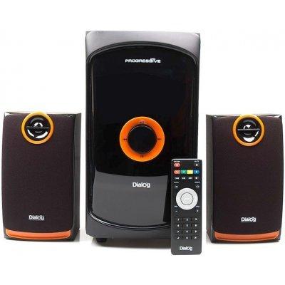 Компьютерная акустика Dialog AP-200 черный (AP-200 black)