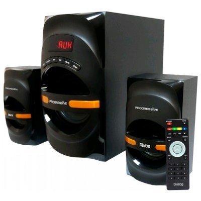 где купить Компьютерная акустика Dialog AP-210B (AP-210B black) дешево