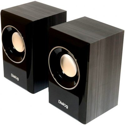 где купить Компьютерная акустика Dialog AST-15UP (AST-15UP black) дешево