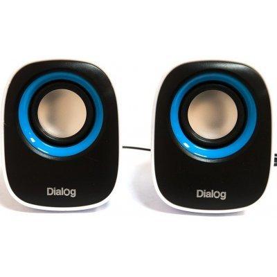 Компьютерная акустика Dialog AC-06UP (AC-06UP) колонки dialog stride ast 20up 6w usb черный