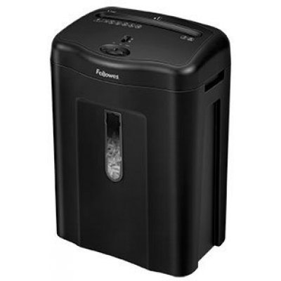 Шредер Fellowes ® Powershred® 11C (FS-43502) fellowes powershred shredmate black шредер