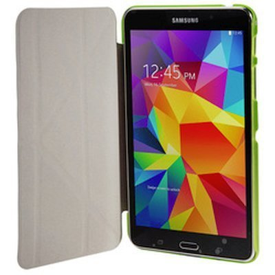 Чехол для планшета IT Baggage для Galaxy Tab A 7 SM-T285/SM-T280 лайм ITSSGTA7005-5 (ITSSGTA7005-5) it baggage hard case чехол для samsung galaxy tab a 7 0 sm t285 sm t280 black