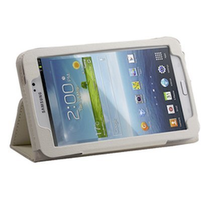 Чехол для планшета IT Baggage для Galaxy Tab A 7 SM-T285/SM-T280 белый ITSSGTA70-0 (ITSSGTA70-0) it baggage hard case чехол для samsung galaxy tab a 7 0 sm t285 sm t280 black