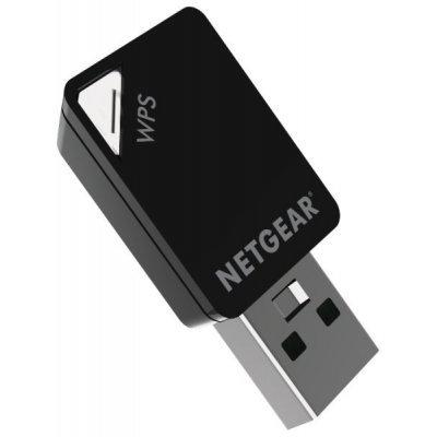 Адаптер Wi-Fi Netgear A6100 (A6100-100PES) беспроводной маршрутизатор netgear r7100lg 100eus 802 11aс 1900mbps 5 ггц 2 4 ггц 4xlan usb черный