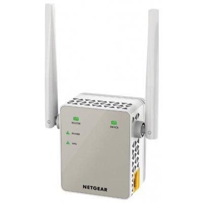 Wi-Fi точка доступа Netgear EX6120 (EX6120-100PES) повторитель беспроводного сигнала netgear ex6200 100pes черный