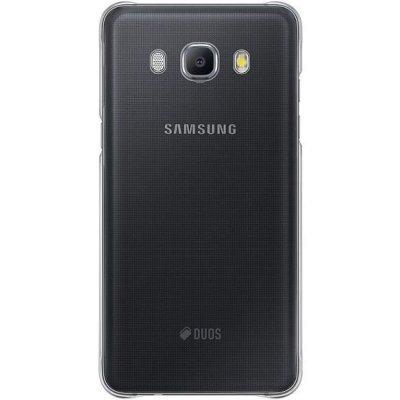Чехол для смартфона Samsung Galaxy J5 (2016) Slim Cover прозрачный (EF-AJ510CTEGRU) (EF-AJ510CTEGRU) чехол для сотового телефона takeit для samsung galaxy a3 2017 metal slim металлик