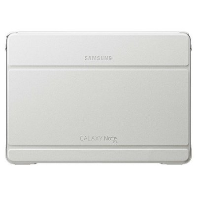 Чехол для планшета Samsung для Galaxy Tab A 10.1 полиуретан/поликарбонат белый (EF-BT580PWEGRU) (EF-BT580PWEGRU)