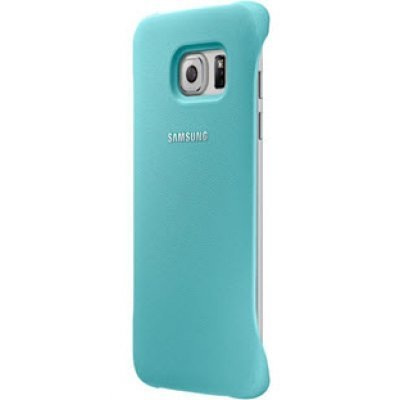 Чехол для смартфона Samsung для S6 Edge G925 мятный (EF-YG925BMEGRU) (EF-YG925BMEGRU) аксессуар чехол накладка samsung sm g925 galaxy s6 edge protective cover mint ef yg925bmegru