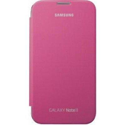 Чехол для смартфона Samsung для N7100 розовый (EFC-1J9FPEGSER) (EFC-1J9FPEGSER)