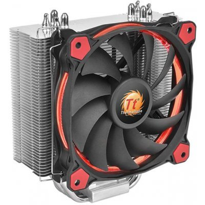 Фото Кулер для процессора Thermaltake Riing Silent 12 Red