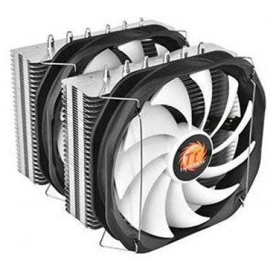 Кулер для процессора Thermaltake Frio Extreme Silent 14 Dual (CLP0587-B)Кулеры для процессоров Thermaltake<br>Кулер Thermaltake Frio Extreme Silent 14 Dual (CLP0587-B) 2011/1366/1150/1155/775/AM3/AM2/FM1/FM2<br>