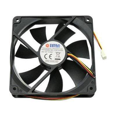 Система охлаждения корпуса ПК Titan TFD-12025L12S (TFD-12025L12S)Системы охлаждения корпуса ПК Titan<br>Вентилятор TITAN TFD-12025L12S 1800rpm 120x120x25 (sleeve)<br>