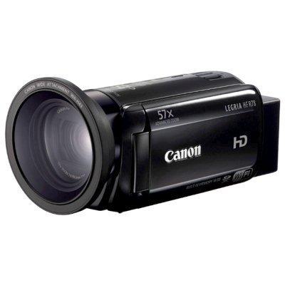 Цифровая видеокамера Canon LEGRIA HF R78 (1237C002) canon legria hf r86 видеокамера черный