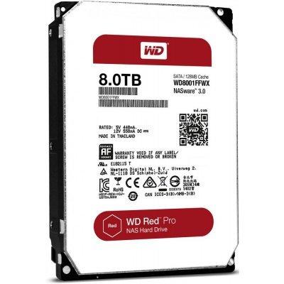 Жесткий диск ПК Western Digital WD8001FFWX 8Tb (WD8001FFWX) жесткий диск пк western digital wds250g2b0a 250gb wds250g2b0a
