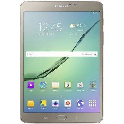 Планшетный ПК Samsung Galaxy Tab S2 8.0 SM-T719 LTE 32Gb золотистый (SM-T719NZDESER) планшет samsung sm t813 galaxy tab s2 9 7 32gb black sm t813nzkeser qualcomm snapdragon 652 1 8 ghz 3072mb 32gb wi fi bluetooth cam 9 7 2048x1536 android