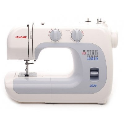 Швейная машина Janome 2039 белый (2039) цены онлайн