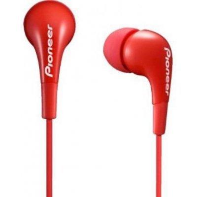Наушники Pioneer SE-CL502 красный (SE-CL502-R)Наушники Pioneer<br>Наушники вкладыши Pioneer SE-CL502-R 1.2м красный проводные (в ушной раковине)<br>