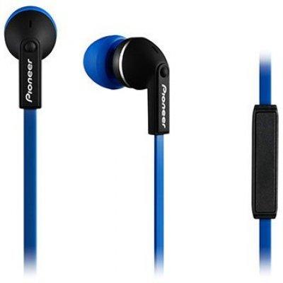 Наушники Pioneer SE-CL712T синий (SE-CL712T-L) наушники pioneer se mj721 черные