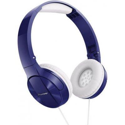 Наушники Pioneer SE-MJ503 синий (SE-MJ503-L)