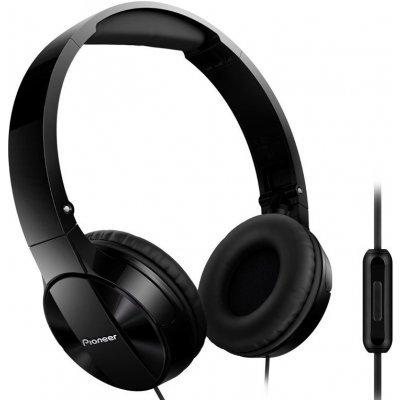 Наушники Pioneer SE-MJ503T черный (SE-MJ503T-K) наушники pioneer se mj771bt черный se mj771bt k