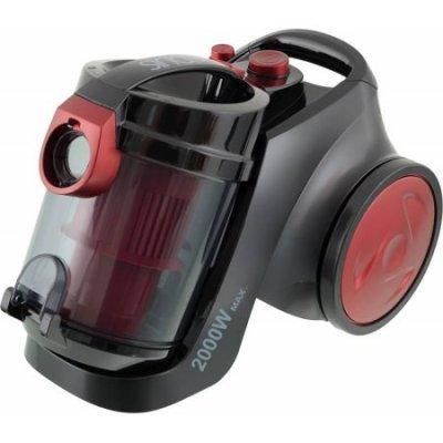 Пылесос Sinbo SVC 3480Z красный/черный (SVC 3480Z)  пылесос sinbo svc 3476z 1800вт красный черный