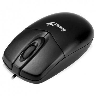 Мышь Genius DX-165 голубой/белый (31010234102)Мыши Genius<br>Мышь DX-165, USB, голубой/белый (blue, optical 1000dpi, подходит под обе руки)<br>