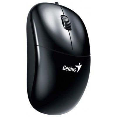 Мышь Genius DX-135 красная (31010236101)Мыши Genius<br>проводная мышь<br>интерфейс USB<br>для настольного компьютера<br>светодиодная, 3 клавиши<br>