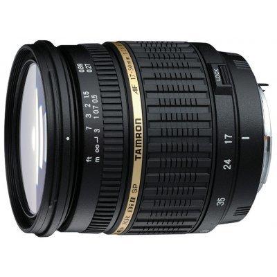 Объектив для фотоаппарата Tamron SP AF 17-50mm f/2.8 XR Di II LD Aspherical (IF) Minolta A (A16S)Объективы для фотоаппарата Tamron <br>стандартный Zoom-объектив<br>крепление Minolta A<br>для неполнокадровых фотоаппаратов<br>автоматическая фокусировка<br>минимальное расстояние фокусировки 0.27 м<br>размеры (DхL): 73.8x83.2 мм<br>вес: 430 г<br>
