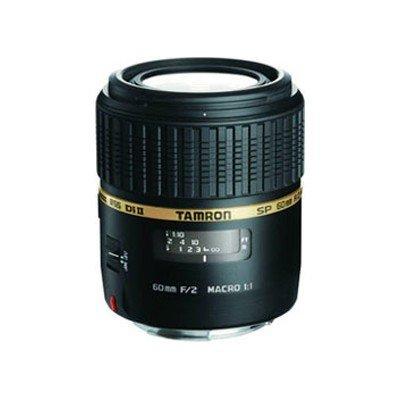 Объектив для фотоаппарата Tamron SP AF 60mm f/2.0 Di II LD Macro Canon EF-S (G005E)Объективы для фотоаппарата Tamron <br>Объектив SP AF 60мм F/2 Di II LD IF Макро 1:1 для Canon<br>