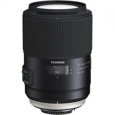 Объектив для фотоаппарата Tamron SP AF 90mm f/2.8 Di Macro 1:1 VC USD Canon EF (F017E) объектив для фотоаппарата tamron sp af 85mm f 1 8 di vc usd nikon f f016n