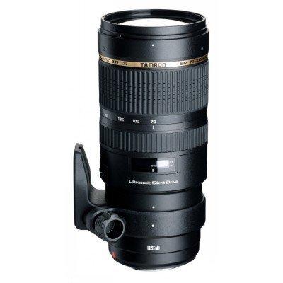 Объектив для фотоаппарата Tamron SP AF 70-200mm f/2.8 Di VC USD Canon EF (A009E) объектив для фотоаппарата tamron объектив sp af 90мм f 2 8 di макро vc usd для nikon f017n
