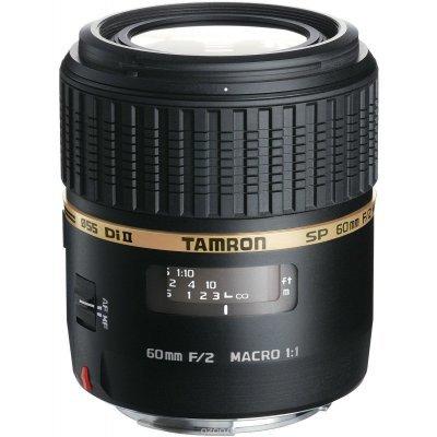 Объектив для фотоаппарата Tamron SP AF 60mm f/2.0 Di II LD Macro Minolta A (G005S)Объективы для фотоаппарата Tamron <br>Объектив SP AF 60мм F/2 Di II LD IF Макро 1:1 для Sony<br>