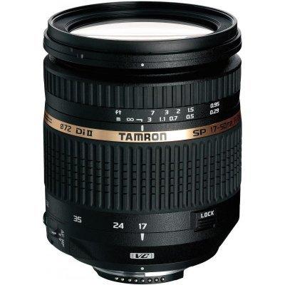 Объектив для фотоаппарата Tamron SP AF 17-50mm f/2.8 XR Di II LD Aspherical (IF) Nikon F (A16N)
