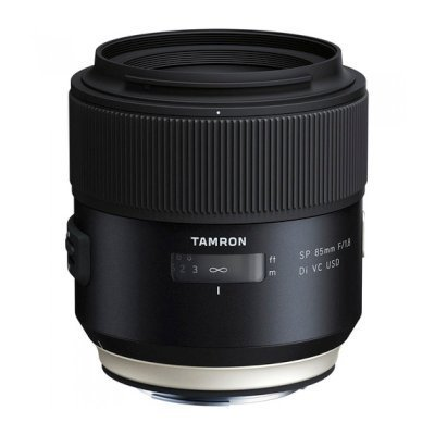 Объектив для фотоаппарата Tamron SP AF 85mm f/1.8 Di VC USD Nikon F (F016N) tamron sp 45mm f 1 8 di vc usd black объектив для nikon