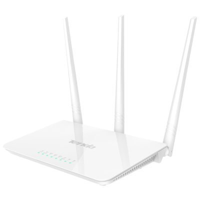 Wi-Fi роутер TENDA F3 (F3), арт: 240938 -  Wi-Fi роутеры TENDA