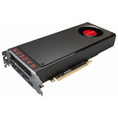 Видеокарта ПК Sapphire Radeon RX 480 1120Mhz PCI-E 3.0 8192Mb 8000Mhz 256 bit HDMI HDCP (21260-00-20G)Видеокарты ПК Sapphire<br>видеокарта AMD Radeon RX 480<br>8192 Мб видеопамяти GDDR5<br>частота ядра/памяти: 1120/8000 МГц<br>поддержка режима SLI/CrossFire<br>разъемы HDMI, DisplayPort x3<br>поддержка DirectX 12, OpenGL 4.5<br>работа с 4 мониторами<br>