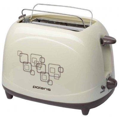 Тостер Polaris PET 0707 (PET 0707)Тостеры Polaris<br>тостер<br>    на 2 тоста<br>    мощность 750 Вт<br>    механическое управление<br>