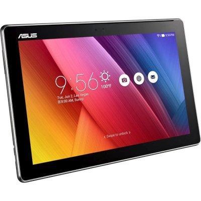 Планшетный ПК ASUS ZenPad 10 Z300M 16Gb черный (90NP00C1-M01660)Планшетные ПК ASUS<br>Планшет Asus ZenPad 10 Z300M 10,1(1280x800)IPS Cam(5/2) MTK8163 1300МГц(4) (1/16)Гб microSD до 128Гб A6.0 GPS 4000мАч Черный 90NP00C1-M01660<br>