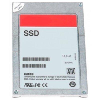 Жесткий диск серверный Dell 400-AEIY (400-AEIY)Жесткие диски серверные Dell<br>400GB Solid State Drive SATA Mix Use MLC 6Gpbs 2.5in Hot-plug Drive,13G,CusKit<br>