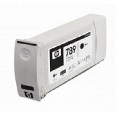 Картридж для струйных аппаратов HP CH615A №789 для HP L25500 черный 775мл (CH615A)Картриджи для струйных аппаратов HP<br>789 775-ml Black Latex Designjet Ink Cartridge<br>