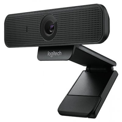 Веб-камера Logitech HD Webcam C925e (960-001076) logitech c615 black веб камера