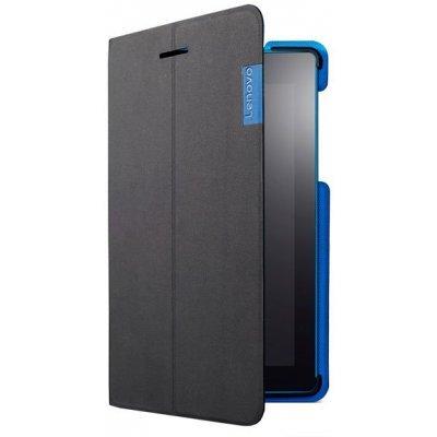 цена на Чехол для планшета Lenovo Tab 3 TB3-730X Folio Case and Film (Black-WW) (ZG38C01046) (ZG38C01046)