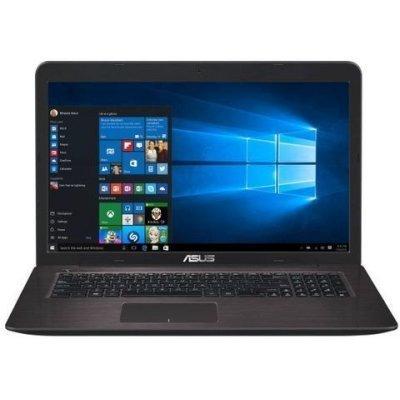 Ноутбук ASUS X756UA-TY160T (90NB0A01-M01970) (90NB0A01-M01970)Ноутбуки ASUS<br>Core i5-6200/8/1TB/DVD-Super Multi/17.3 HD+ GL/UMA/Wi-Fi/Windows 10<br>
