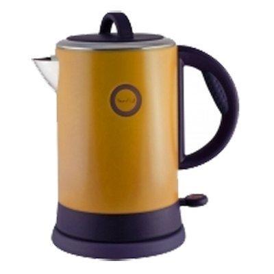 Электрический чайник Великие реки Чая-7А оранжевый (Чая-7А)Электрические чайники Великие реки<br>Чайник электрический Великие Реки Чая-7А 1800 Вт, 1,8 л, цвет оранжевый, нержавеющая сталь<br>