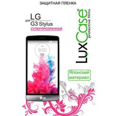 ������ �������� ��� ���������� LuxCase ��� LG G3 stylus D690 (���������������) (52239)
